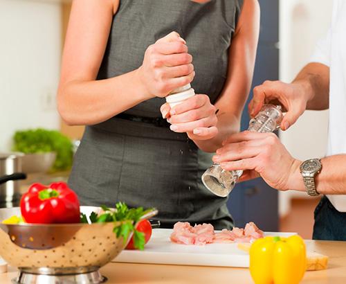 Hướng dẫn pha chế nước ép nho và chuối tiêu